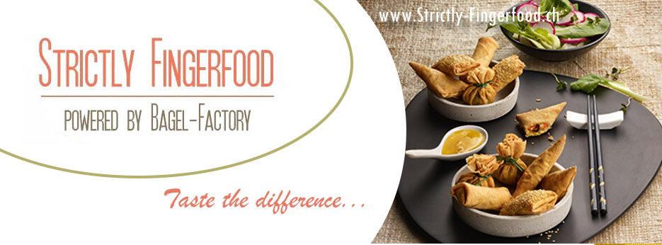 Catering Service mit der grössten Fingerfood Auswahl für Ihre Partys ...